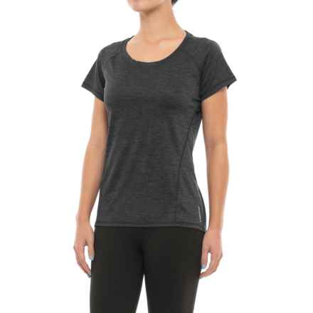Head Coastal Tonal Space-Dye T-Shirt - Short Sleeve (For Women) in Medium Grey Heather - Closeouts