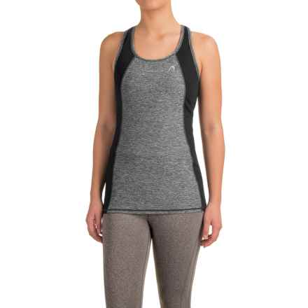 Head Contrast Seaside Tank Top (For Women) in Black Heather - Closeouts