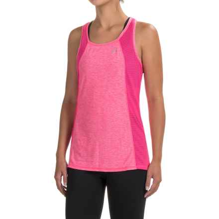 Head Contrast Seaside Tank Top (For Women) in Knockout Pink Heather - Closeouts