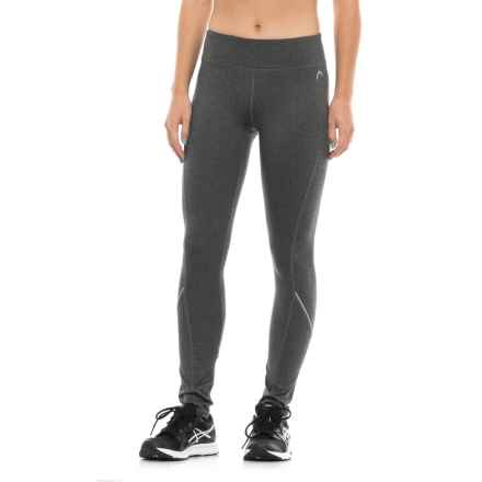 Head Cooper Reflective Leggings (For Women) in Charcoal Heather - Closeouts