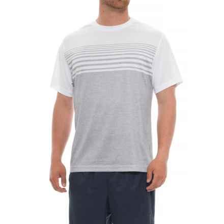 Head Curveball Shirt - Short Sleeve (For Men) in Stark White - Closeouts
