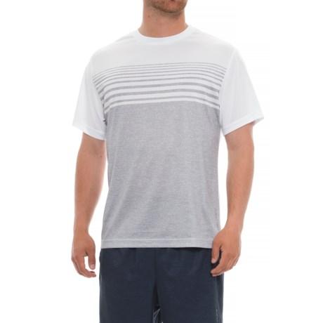 Head Curveball Shirt - Short Sleeve (For Men) in Stark White