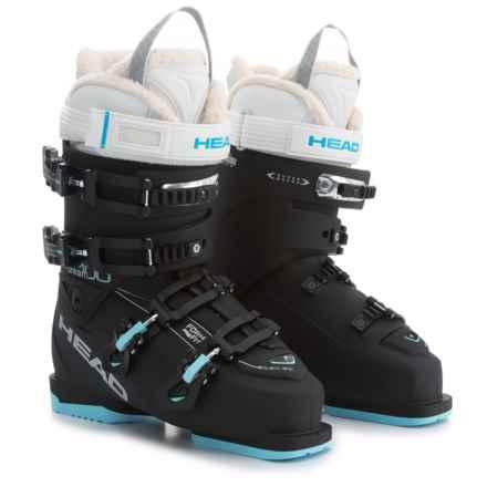 Head Dream 100 Ski Boots (For Women) in Black/Turqoise - Closeouts