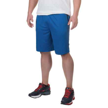 Head Efficient Knit Shorts (For Men) in Vital Blue - Closeouts