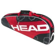 Head Elite Pro Tennis Bag in Black/Red - Closeouts