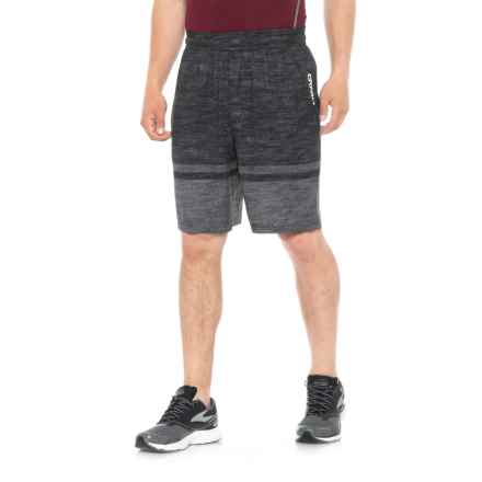 Head Elite Shorts (For Men) in Black  Heather - Closeouts