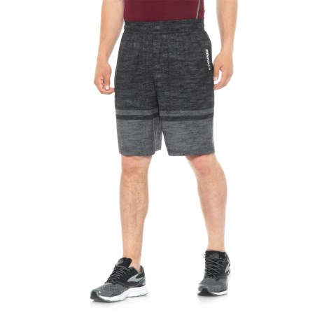 Head Elite Shorts (For Men) in Black  Heather
