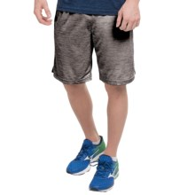 Head Fire Starter Shorts (For Men) in Asphalt Heather - Closeouts