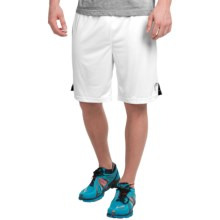 Head Fire Starter Shorts (For Men) in Stark White - Closeouts