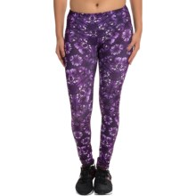 Head Fluer Crush Leggings (For Women) in Blackberry Cordial - Closeouts