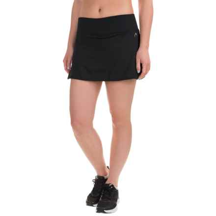 Head Freefall Skort (For Women) in Black - Closeouts