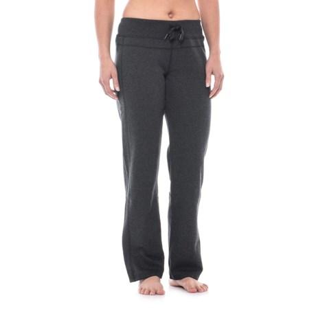 Head Fushion Sweatpants - Straight Leg (For Women)