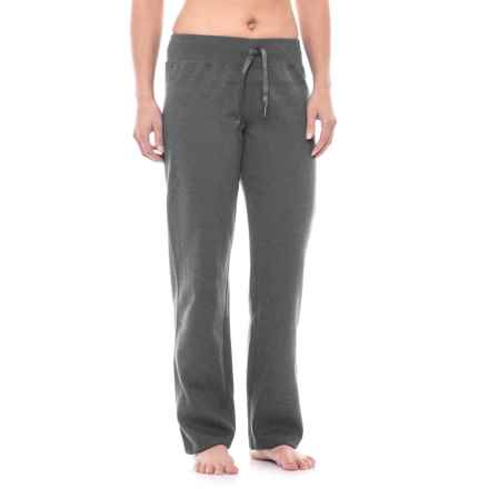 Head Fushion Sweatpants - Straight Leg (For Women) in Charcoal Heather - Closeouts