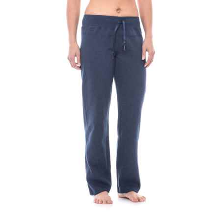Head Fushion Sweatpants - Straight Leg (For Women) in Medieval Blue Heather - Closeouts