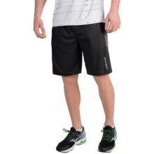 Head Game Shorts (For Men) in Black - Closeouts