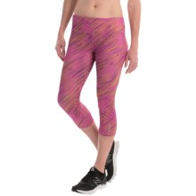 Head Grand Slam Capris (For Women) in Rose Violet - Closeouts