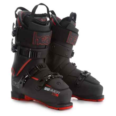 Head Hammer 130 Ski Boots (For Men) in Black/Red - Closeouts