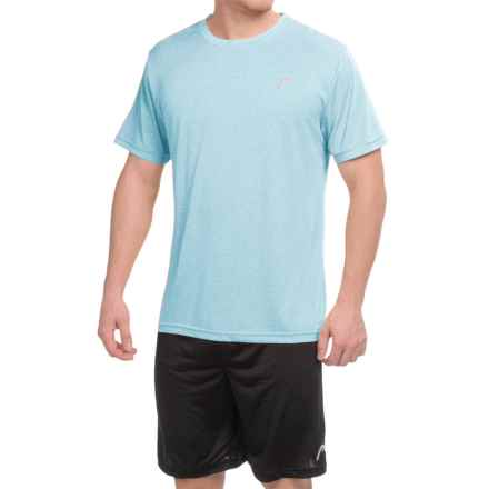 Head Heather Hypertek T-Shirt - Short Sleeve (For Men) in Dream Blue Heather - Closeouts