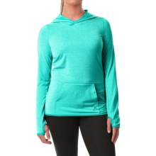 Head Heather Pullover Hoodie (For Women) in Lapis Heather - Closeouts