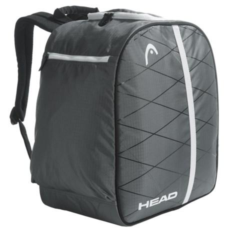 Head High-Performance Ski Boot Backpack in Black