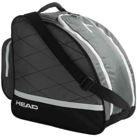 Head High-Performance Ski Boot Bag in Black - Closeouts