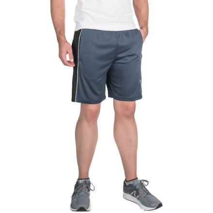 Head Jackpot Knit Shorts (For Men) in Cool Grey/Black Heather - Closeouts