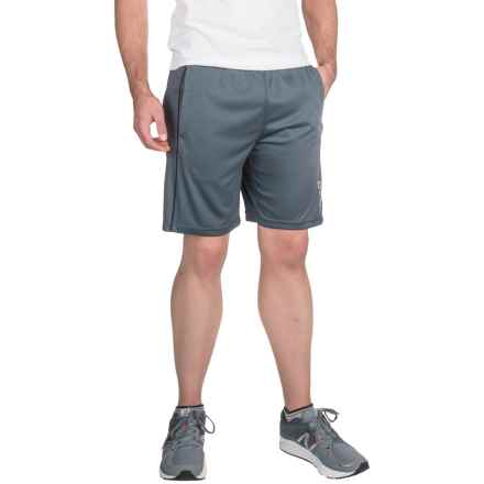 Head Jackpot Knit Shorts (For Men) in Cool Grey - Closeouts