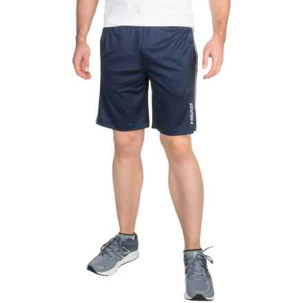Head Jackpot Knit Shorts (For Men) in Navy - Closeouts