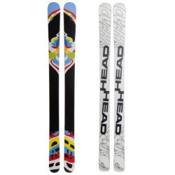 Head Joe 105 Alpine Skis - Twin Tip in See Photo
