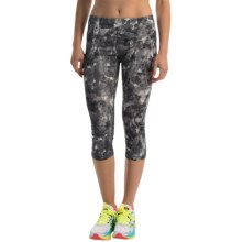 Head Kalo Print Capris (For Women) in Black - Closeouts