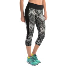 Head Mash-Up Capris (For Women) in Black - Closeouts