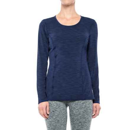 Head Mira Shirt - Slim Fit, Long Sleeve (For Women) in Medieval Blue - Closeouts