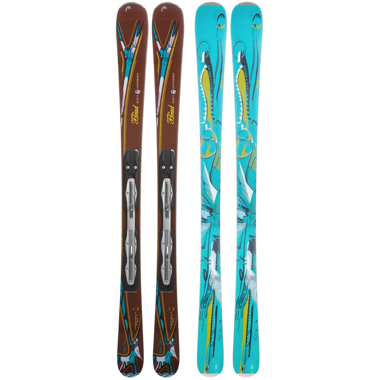 Head mya no sw pr pro alpine skis for women save