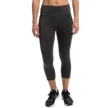 Head Namaste Crop Capris (For Women) in Black - Closeouts