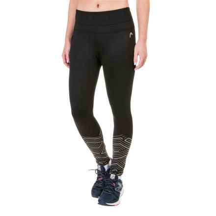 Head Neowave Namaste High-Waisted Leggings (For Women) in Black - Closeouts