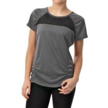 Head PB Mesh Shirt - Short Sleeve (For Women) in Castlerock - Closeouts