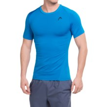 Head Powerhouse T-Shirt - Short Sleeve (For Men) in Directoire Blue - Closeouts
