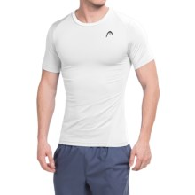 Head Powerhouse T-Shirt - Short Sleeve (For Men) in Stark White - Closeouts