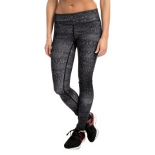 Head Primitive-Print Leggings (For Women) in Black - Closeouts