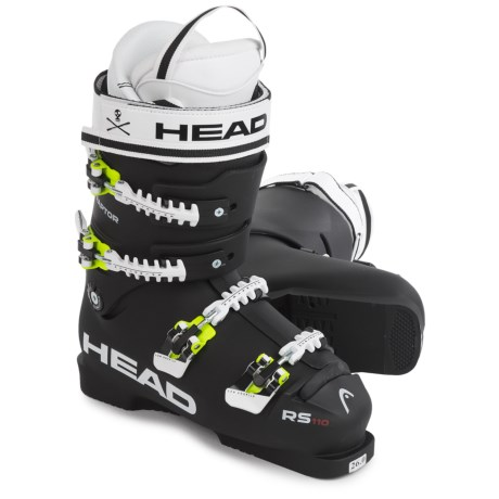 Head Raptor 110 RS Ski Boots (For Women) in Black