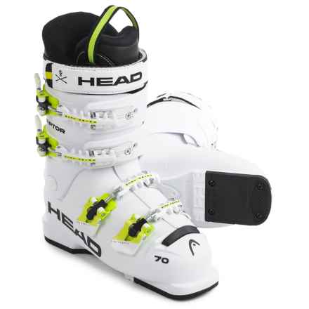 Head Raptor 70 Ski Boots (For Kids) in White - Closeouts