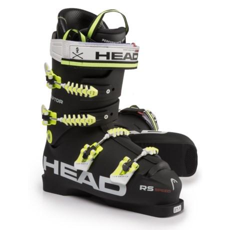 Head Raptor Speed RS Ski Boots (For Men) in Black