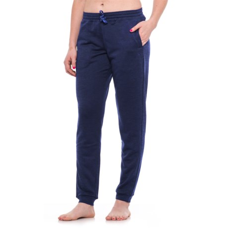 Head Roll On Joggers (For Women) in Medieval Blue Heather