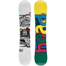 Head She's Good Flamba Snowboard (For Women) in See Photo - Closeouts