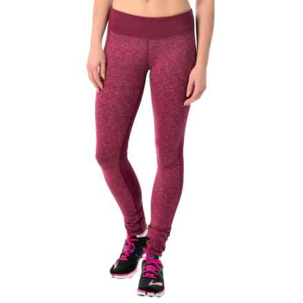 Head Space-Dye Color-Block Leggings (For Women) in Purple Potion - Closeouts