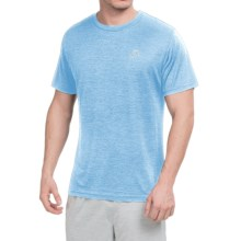 Head Space-Dye Hypertek T-Shirt - Short Sleeve (For Men) in Cashmere Blue Heather - Closeouts