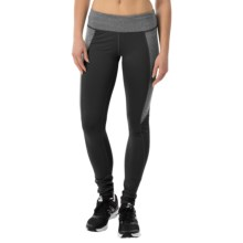 Head Space Runner Leggings (For Women) in Black - Closeouts