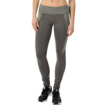 Head Space Runner Leggings (For Women) in Dim Grey - Closeouts