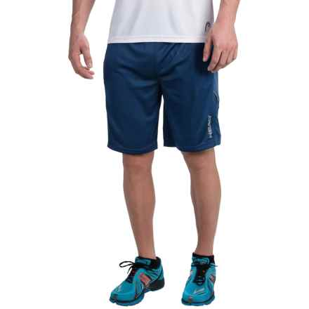 Head Spark Shorts - Built-In Compression Shorts (For Men) in Medieval Blue - Closeouts