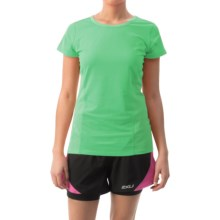 Head Speedy Shirt - Short Sleeve (For Women) in Spring Bud Heather - Closeouts